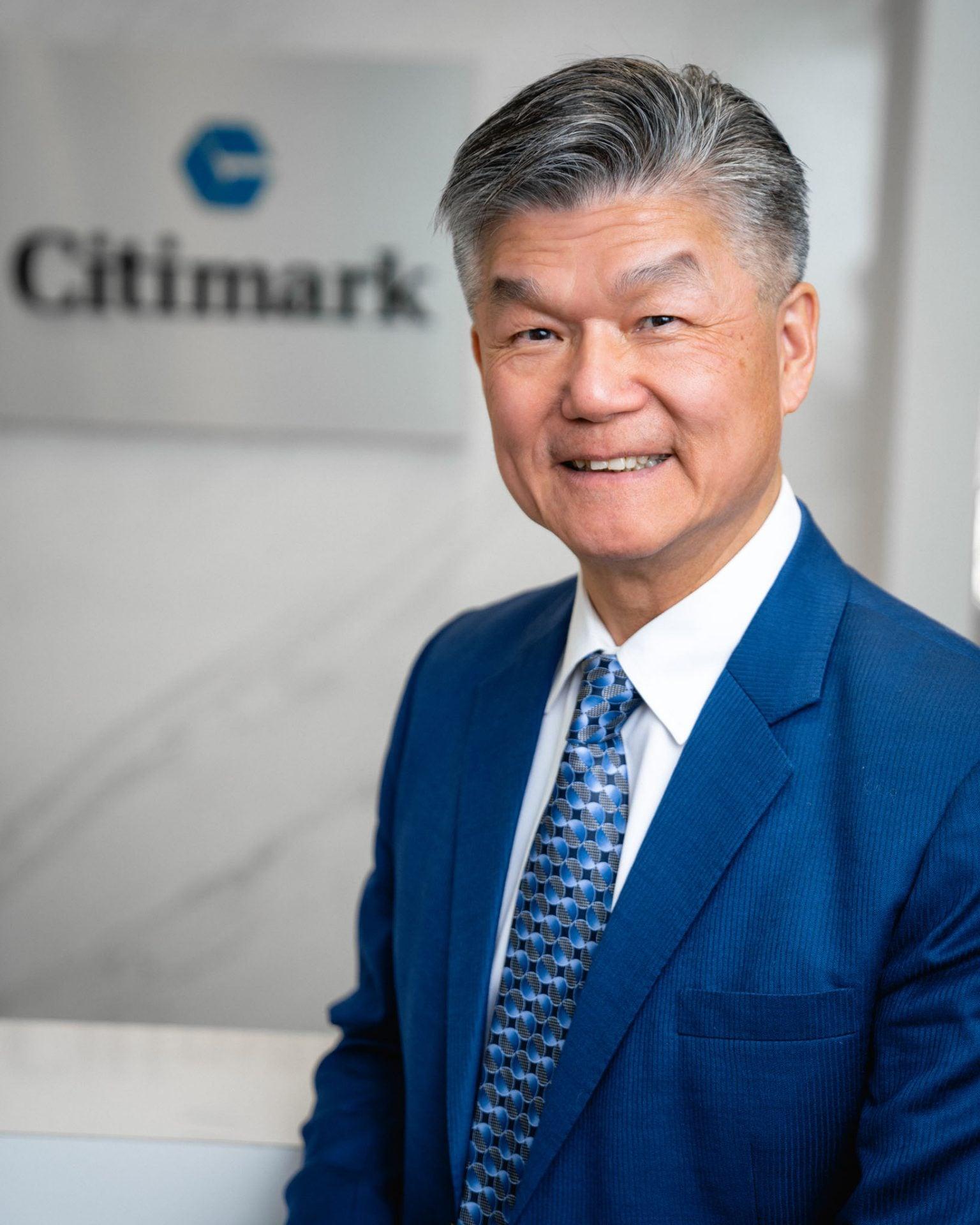 Citimark's President, Nelson Chan